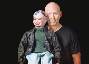 Puppets behaving badly - David Strassman