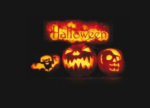 Halloween in Ipswich