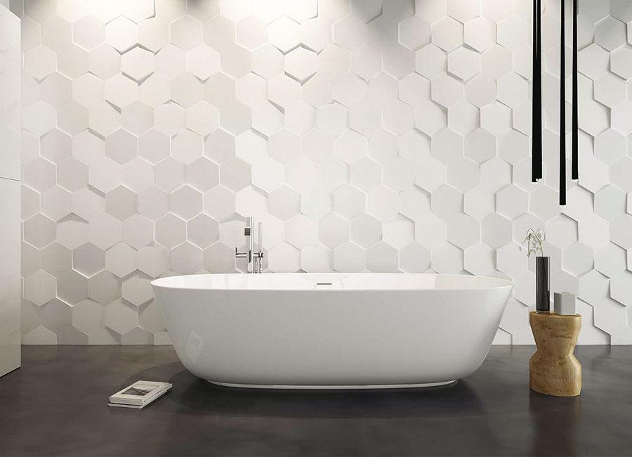 Diy tiling bathroom