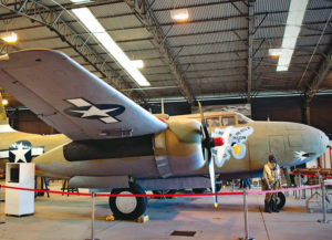 Explore the Aviation Heritage Centre