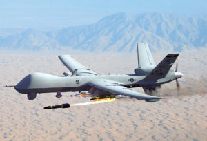 Air Force to operate UAVs with firepower