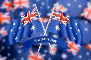 Aussie, Aussie, Aussie!
