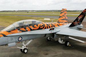 End of an era for 2OCU Hornet pilot training
