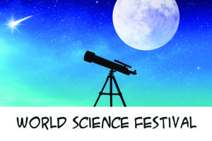 Explore the unknown at World Science Festival
