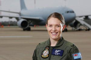 Life in the sky as KC-30 crew