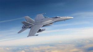 Upgrading the Super Hornet