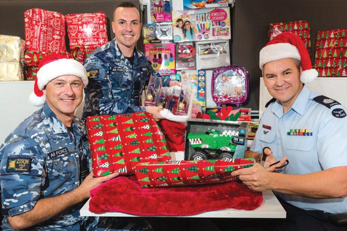 RAAF Christmas