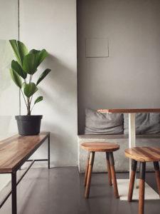 Natural Fibre Living Room