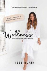 Wellness by Jess Blair book cover