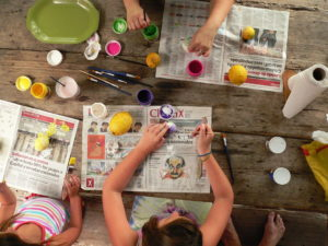 Easter arts and crafts to sweeten up the time at home