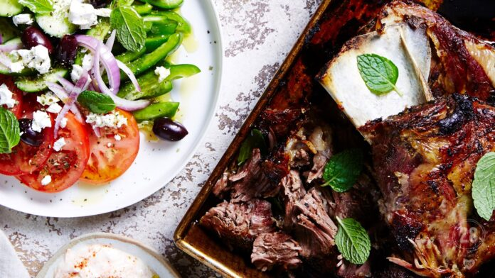 greek lamb